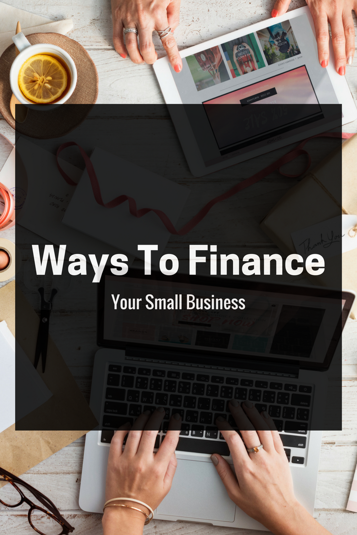Financing Options for People Looking to Start A Home Based Business