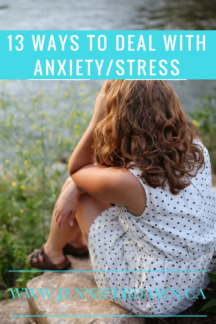 13 Ways to Relieve Anxiety & Stress