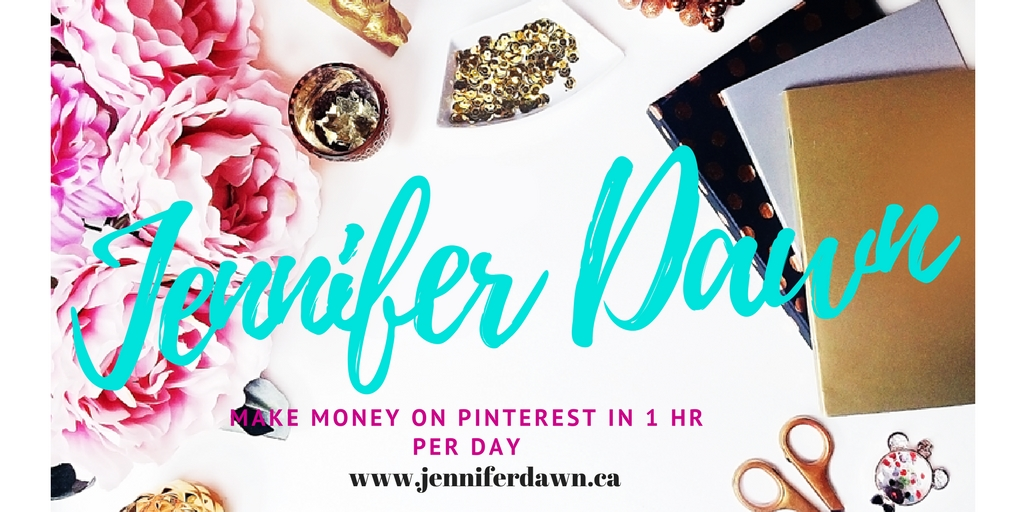 Make Money On Pinterest In One Hour Per Day
