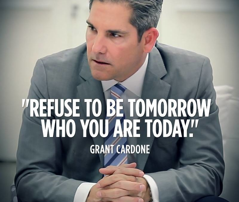 Who is Grant Cardone ? The 10X Rule