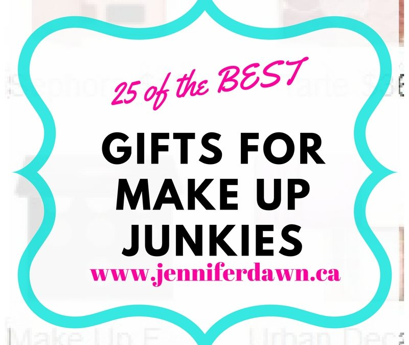 25 Must Haves For any Make Up Lover!
