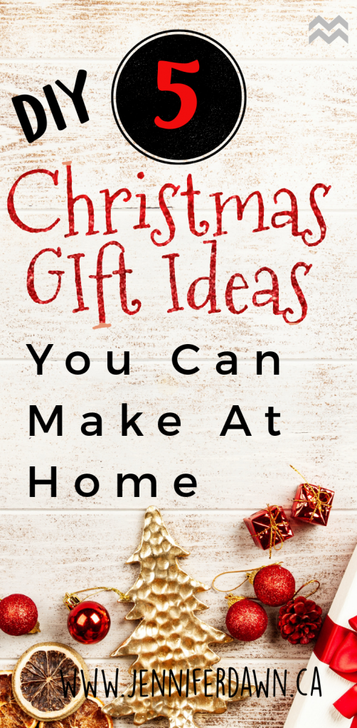 Give more meaning to your gifts by making them! In most cases you often get a way better gift for way less cost! #diychristmas #diygifts Diy Christmas Gift IDeas // How To Make Gifts // Homemade Christmas Gift Ideas