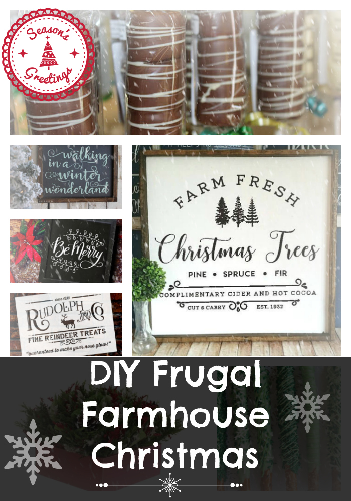 Diy Farmhouse Christmas