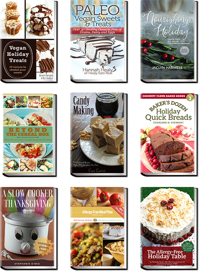 Food Allergy Freedom – Looking For Allergy Friendly Holiday Recipes?