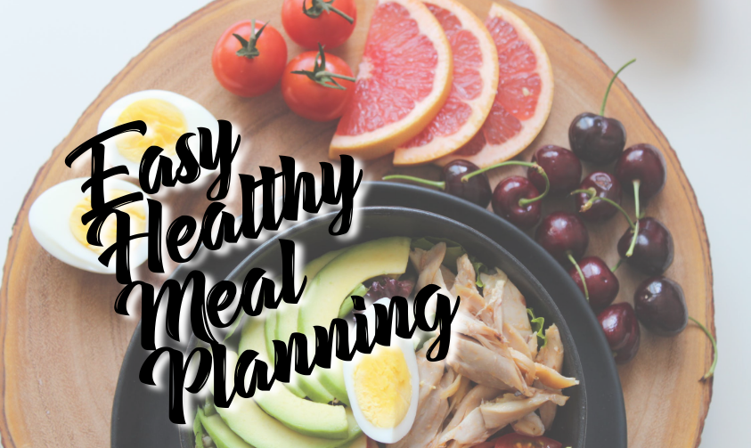 How To Plan your Meals for Healthy Eating