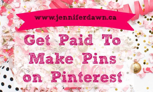 Get Paid to Pin on Pinterest!