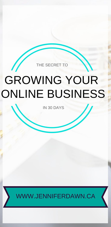 Grow Your Blog, Grow Your Business