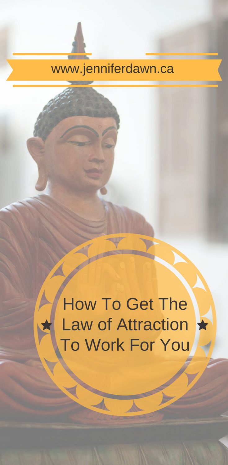 The law of attraction, How To Manifest