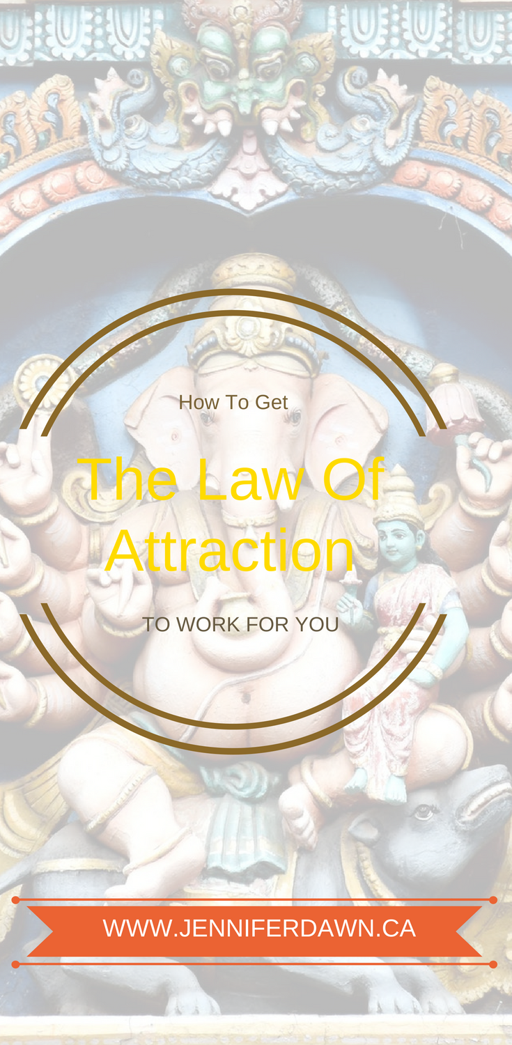 The law of attraction , How to Manifest