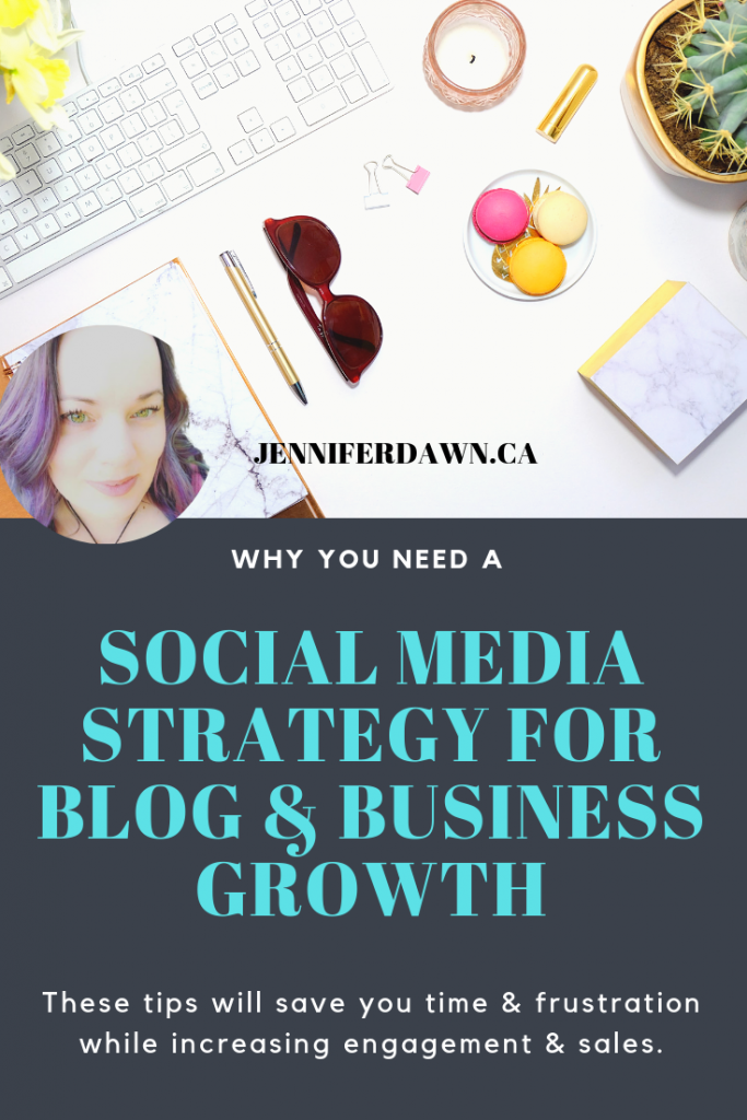 Why You Need A Social Media Strategy For Blog & Business Growth - Social Media marketing strategy ideas for small business. How to create engagement on Social Media / Social Media Marketing For Entrepreneurs #marketing #socialmedia #getsocial