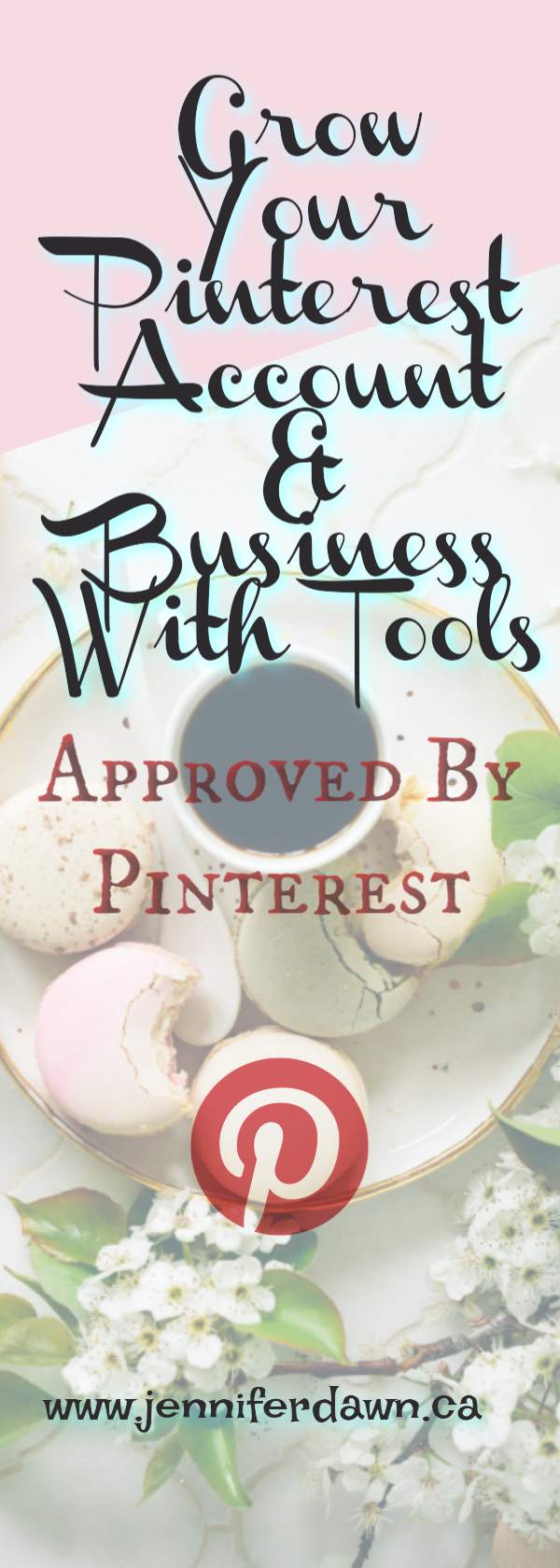 Learn how you can grow your Pinterest Account and Business with tools that are actually approved by Pinterest #marketingtips #entrepreneur #PinterestMarketing How To Grow Your Pinterest Account // Pinterest Marketing Tips // Pinterest Approved Tools // Grow Your Business