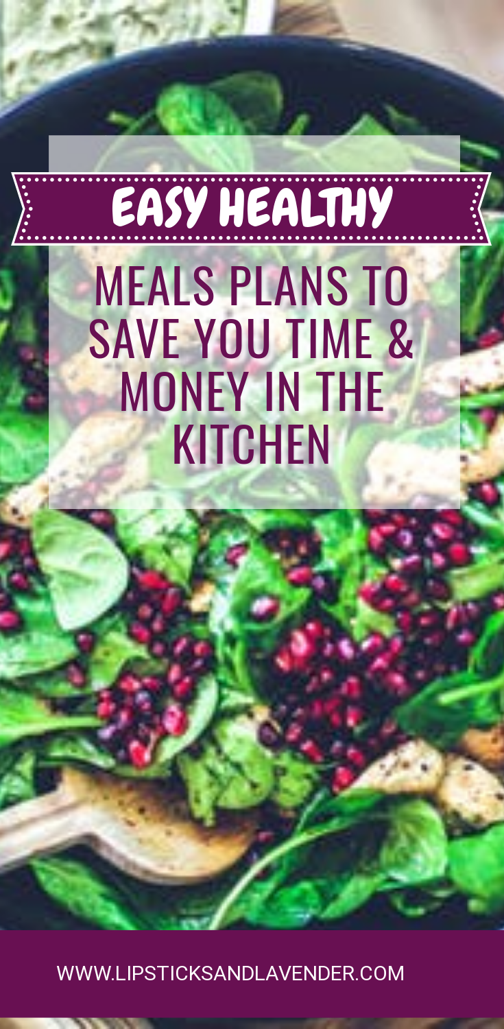 If you are anything like me then you want to save both time & money in the kitchen and still want to plan healthy meals for your family!. Keep reading to find out just how you can! #mealplanning #goodeats Meal Planning On A Budget // Batch Cooking // DIY Freezer Meals //