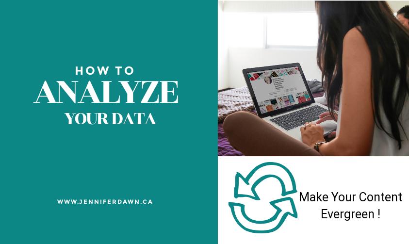Analyze Your Data