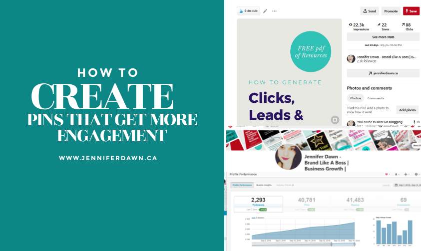 How To Create Pins That Get More Engagement With Easil