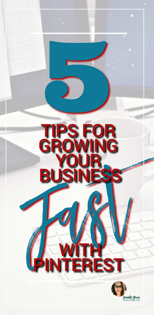 5 Tips For Growing Your Business Fast With Pinterest. PInterest Marketing Strategies for Bloggers to increase Blog traffic with Pinterest. #pinterestmarketing #bloggingtips Pinterest Marketing strategies for small business. Pinterest marketing even without a Blog! Sign up for FREE 7 Day Course.