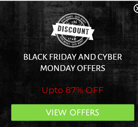 Premium responsive wordpress themes and plug ins // Black friday sales 2018