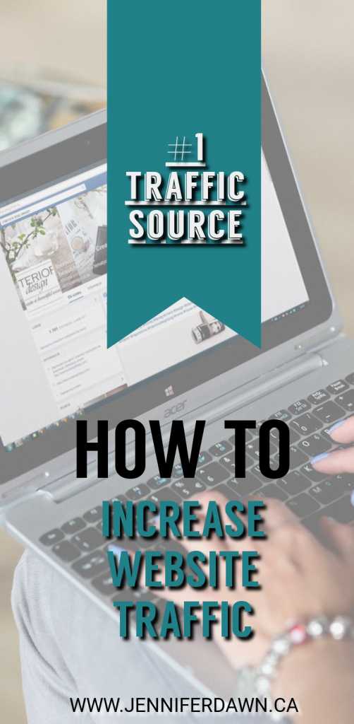 How To Increase Website Traffic - #1 Traffic Source. Learn how to get more website traffic. Learn how to use search engine optimization. #seo #bloggingtips How To Increase Website Visits // SEO tips , Search Engine Optimization For Your Website
