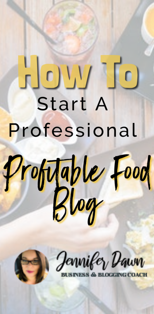 If you have been thinking about starting a Food Blog, then you will want to read this post to find out why NOW is the best time to do it! #foodblog #foodie #foodbloggerpro How To Start A Food Blog // How To Run A Profitable Recipe Blog // Recipe Website // Make Money With A Food Blog