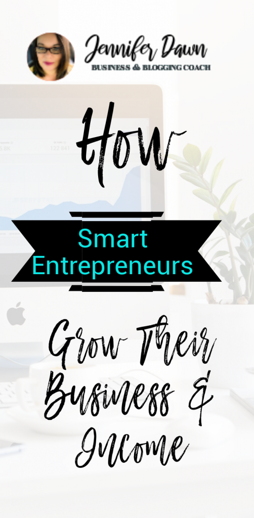 Do you know 5 things that Smart Entrepreneurs do to grow their business & Income? Find out the secret formula to success! #smallbusiness #entrepreneur #marketing How To Grow Your Business Quickly // How To Earn More Money With Your Business