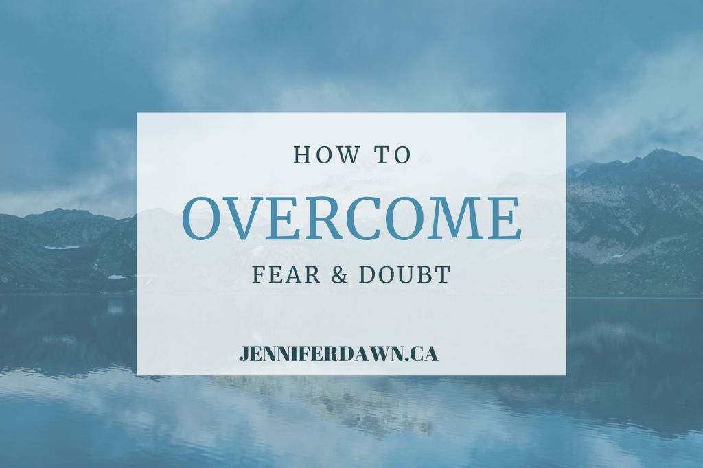 How To Overcome Fear & Doubt - Change your mindset and get rid of those lower based energies like fear & doubt.#mindsetshift #anxiety