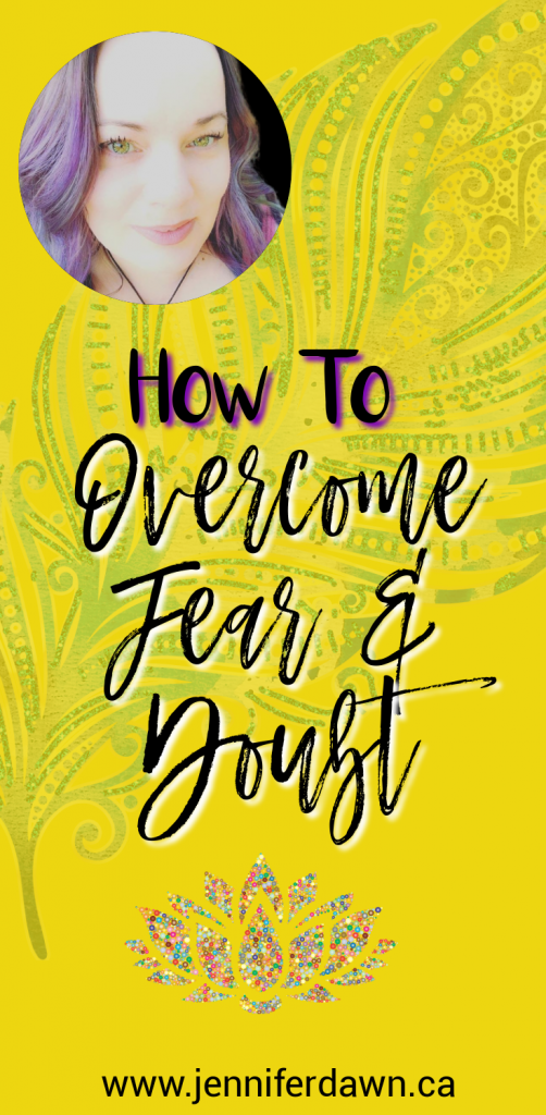 How To Overcome Fear & Doubt // End the Anxiety Roller Coaster and living in a constant state of scarcity! #spiritual #healing #reiki #mindset Learn how to get out of your own head and finally get unstuck!