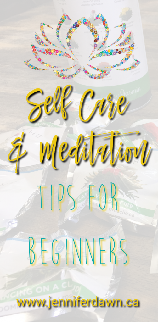 Self Care & Meditation Tips For Beginners - As someone who has suffered with chronic illness, chronic pain and anxiety , I know all too well how important it is to take time for a self care routine. Here are my recommended meditation and self care ideas for better mental health. #selfcare #meditation