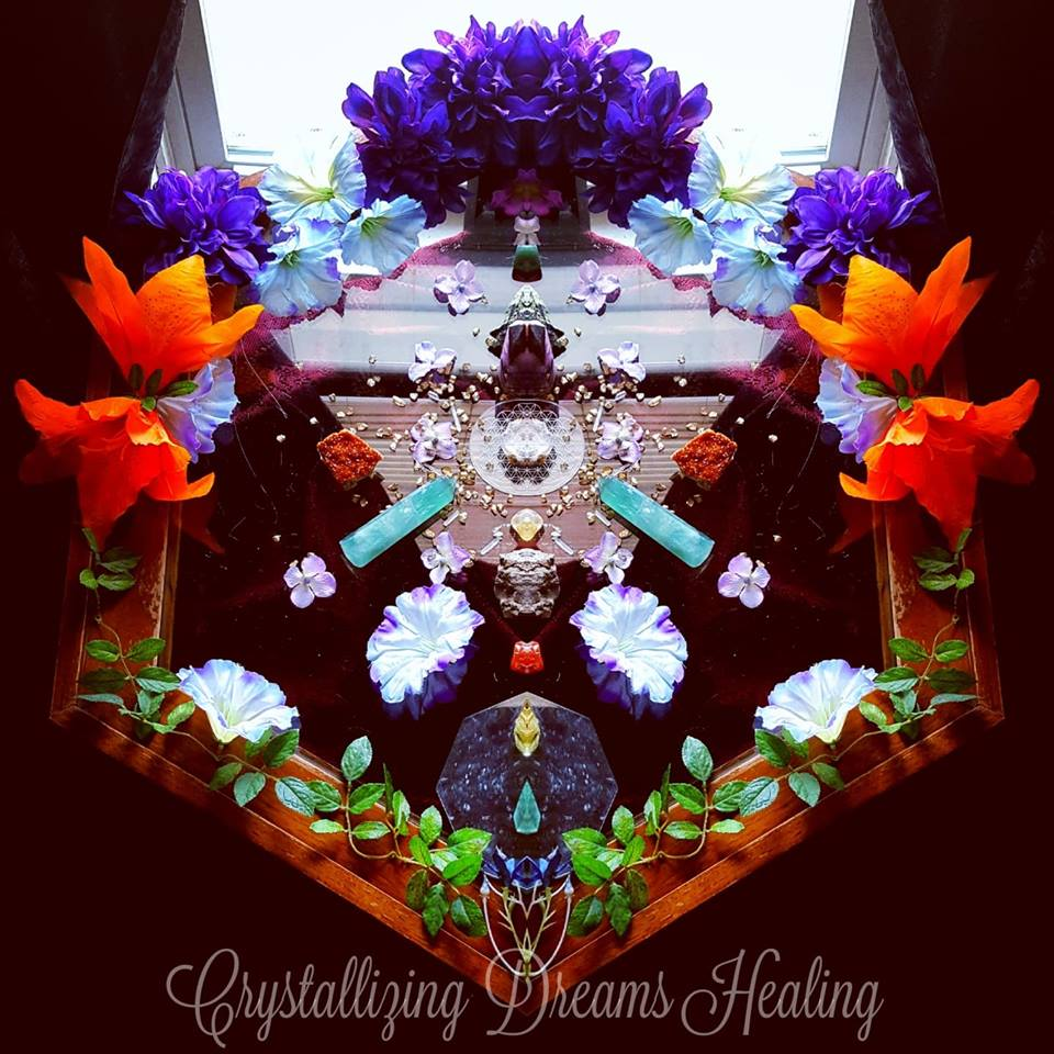 CrystallizingDreams' we provide one of a kind healing jewelry, crystal healing wands, wall hanging wands, & Reiki Infused crystal healing grid photos (each piece and grid it's own & all is suited to your specific needs). #reiki #crystals #energyhealing Healing with Crystal Energy // Healing With Reiki Energy //Healing Crystal Grids