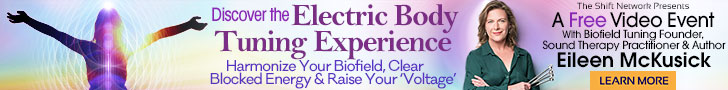 Discover The Electric Body - Healing with Tuning Forks and Vibration