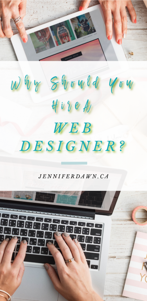 Why should you hire a web designer? If you have been thinking about creating a website and don't know if you should design it yourself or hire a professional website designer. This article may alleviate some of the questions you may have about creating a website. #website #blog How to design a website