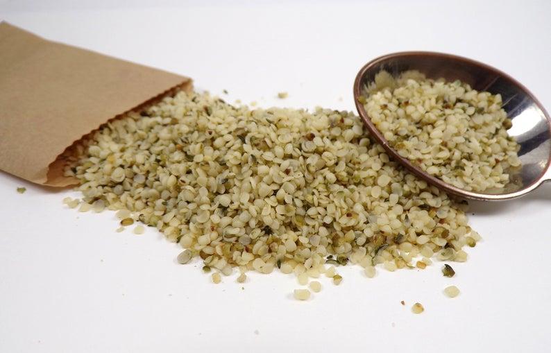 Heart Healthy Hemp Seeds