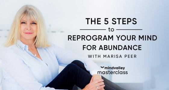 Manifest Abundance with Marissa Peer