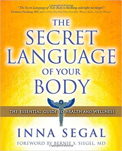 The Secret Language Of Your Body - Inna Segal. Find out what emotions are store where in the body. And how clearing away these negative emotions can help you heal your body and mind.