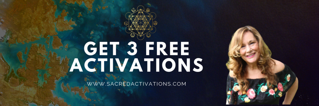 Tamra Oviatt - Sacred Activations // Christ Consciousness / Living Out Of The Matrix // Energy Healing // Starseed Activations // Akashic Records Reading // Living in 5D