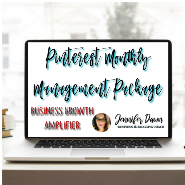 Pinterest Monthly Management Services - Business Growth Amplifier