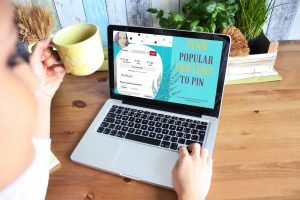 Pinning For Profit - A Beginners Guide To Profitable Marketing With Pinterest . PInterest Marketing Strategies // Blogging For Beginners // How To Drive Traffic With Pinterest
