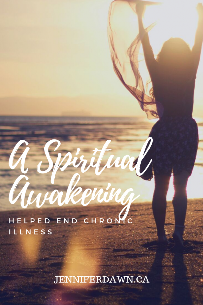 How A Spiritual Awakening Helped End Chronic Illness - All of my Fibromylagia symptoms & anxiety have disappeared. Find out what you can do to end chronic illness. #fibromyalgia #chronicillness #naturalhealth