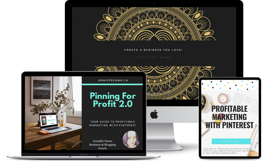 Pinning For Profit - A Beginners Guide To Profitable Marketing With Pinterest // Affiliate Marketing With Pinterest // How To Drive Traffic With Pinterest