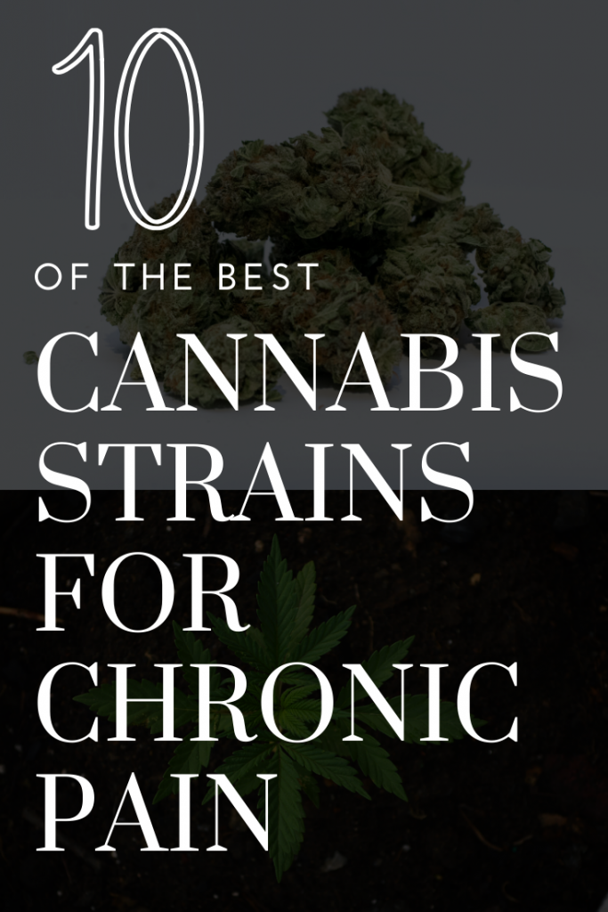 10 Of The Best Cannabis Strains For Treating Chronic Pain