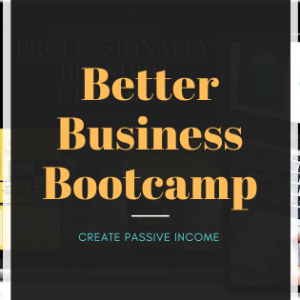 Better Business Bootcamp