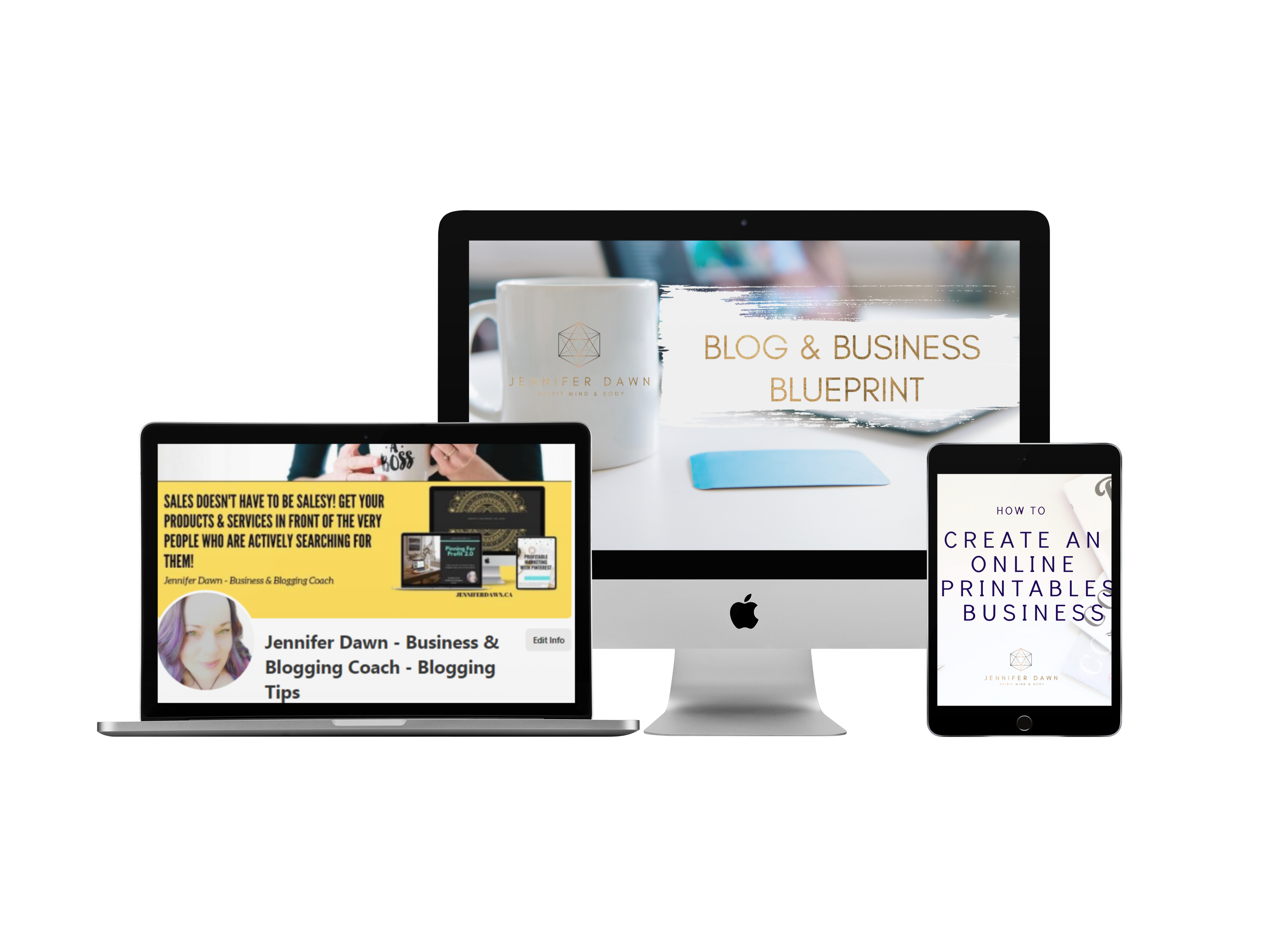 BLOG & BUSINESS BLUEPRINT